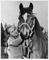 Audrey & Pony
